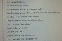 Cleverbot *slowclapping*
