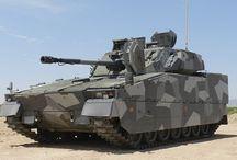 Tanks / As I told you: TANKS!