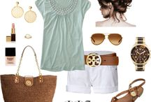 My Style Pinboard / by Alison Lewis