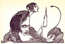 Harry Clarke Goethe's Faust