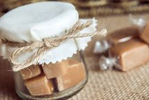 Rustic wedding favours / by English Lakes