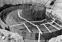 SERBATOI DI CABRAS E NORBELLO / SERBATOI DI CABRAS E NORBELLO Cabras e Norbello (OR) – 1986 Architettura: Aldo Favini Strutture: Aldo Favini