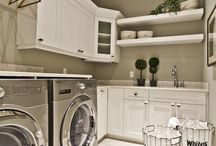Laundry room / by starr timmons