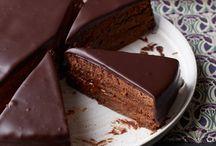 Bécsi zaher torta