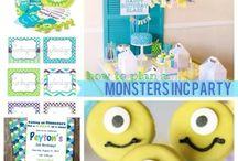 Monsters / by Pam Schmitt Damico