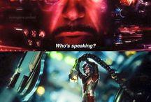 Marvel/Avengers/Deadpool