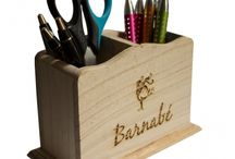 Cadeaux en bois gravés / Des cadeaux en bois à personnaliser selon vos envies !
