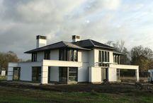 In uitvoering / Projecten in uitvoering onder bouwregie van Cortus Bouwregisseurs