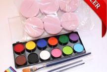 Professional Face Paint Kits