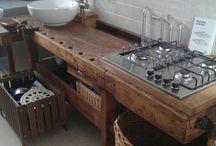 Alte Küchen