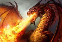 Dragons / :-D