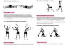 Mid-Body/Core Workouts/Exercises