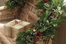 navidad muy natural