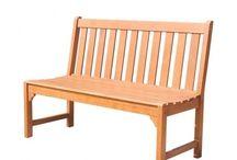Outdoors Garden bench
