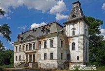 Budziwojów - pałac