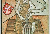 Középkori mesterségek/Medieval crafts