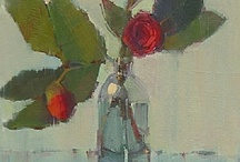 Flower Paintings / Flower paintings I'm partial to