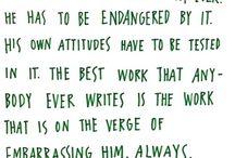 Write. Inspire. Write. / by Katie Ardmore
