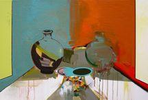 paint - still life / objects