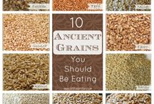 Ancient Grains / Learn more about the nutrition and history of ancient grains.