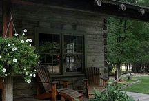 Cabin Porches