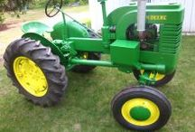 Farm Machinery & Implements
