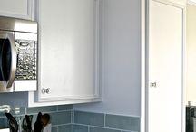 kitchen remodel ideas / by Bobbi Cooper