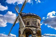 Windmills & Lighthouses