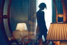 hotel fashion shoot