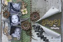 SuperDuper Scrapbook Art / by Antoinette Burgess