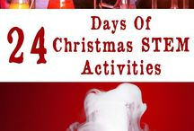 Christmas STEM/STEAM