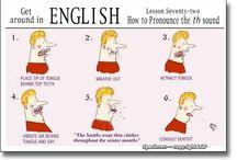 Pronunciation / by Laurie Moulton (Elementary ESL)