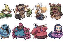 Character Design / by Samantha Erickson