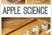 Kindergarten: Apples