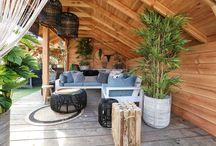 Veranda's / De mooiste veranda's vindt u bij Tuincentrum De Boet! Meer dan 15 modellen veranda's kunt u bekijken op ons Veranda-Showplein