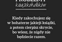 ~problemy książkocholików~
