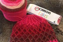 Crochet Caron Cakes