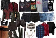 punk style✔
