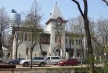 Bucharest - monument buildings