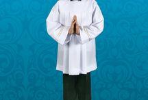Komże / Stroje liturgiczne
