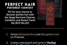 Perfect Hair On-The-Go / by HairEnvy
