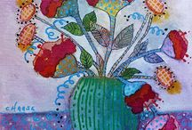 "Cindy's Stories / I've been still life painter for a number of years, but I lost my husband in Jan 2015 and I've been at a loss to paint much since he was diagnosed with cancer in 2014. Until.....I happened upon a demo. It's made me want to go to the studio in the morning.This board is about my series of experiments with ""Cindy's Stories"". I told tall tales when I was a child and my parents would ask, ""Is this a Cindy story?"". It is now!"