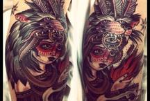 tattoos/percings/ect / by Samantha Matheny