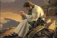 Jesus pray for you