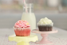 Keep calm and have cup cakes