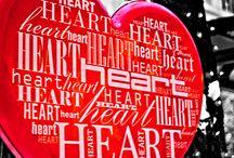 CORAZONES❤ / corazones / by MARYS
