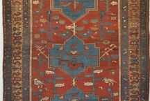 Area Size Rugs / (4 x 6) - (5 x 8) - (6 x 9)