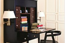 Office & Writing Spaces / Writing spaces and other miscellaneous office ideas.