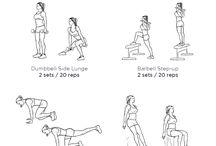printable leg exercisePrintable Workouts
