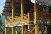 Fawzaan = Rumah Adat Suku Gayo, Aceh